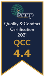 QCC (Quality and Comfort Certification) Rating 4.4