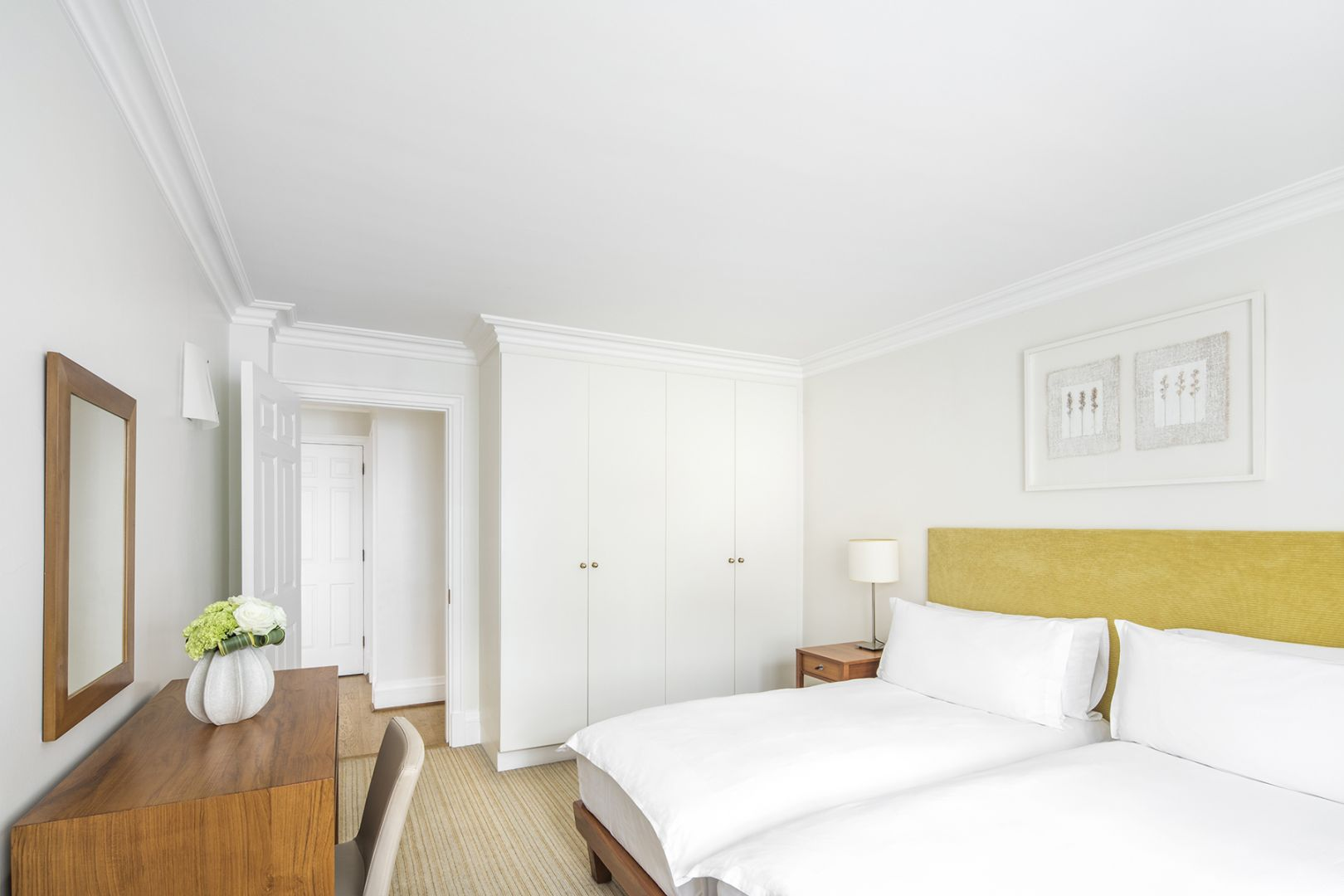 COMO Metropolitan Apartments - Brick Street, London W1K 1LB