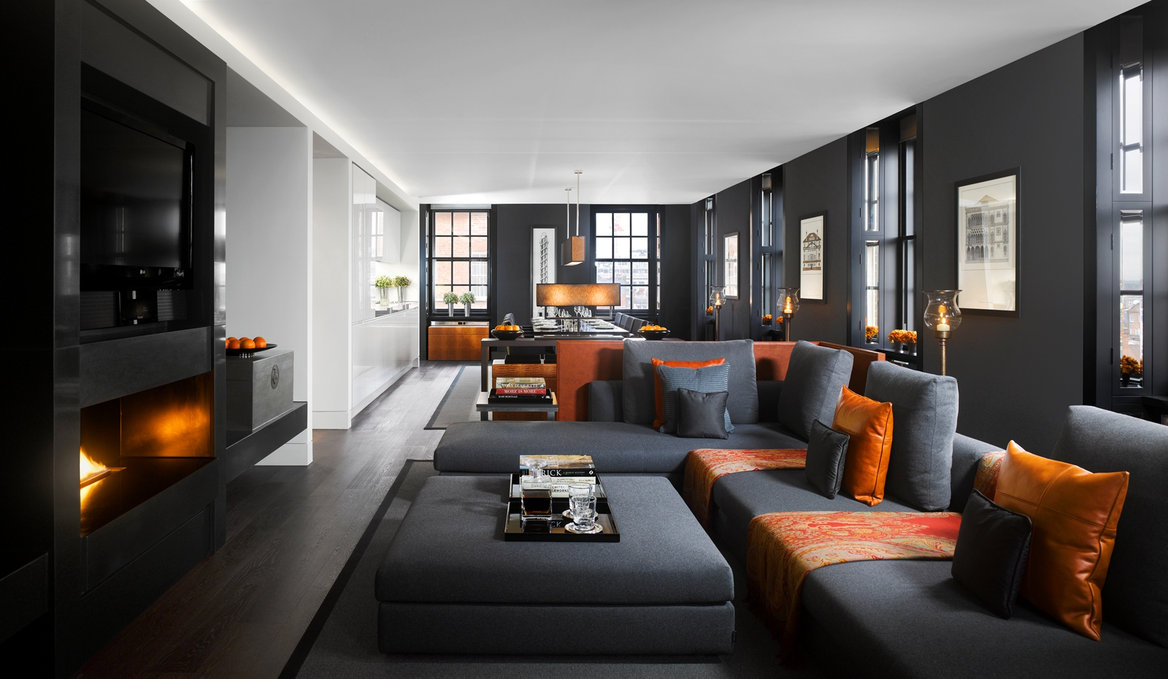 Grosvenor House Suites by Jumeirah Living, London W1K 7TN