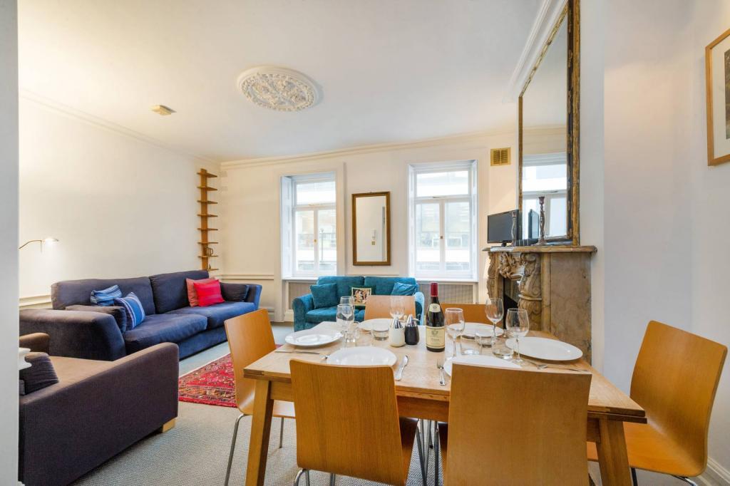 Scala Street Apartment,  London  W1T 2HW