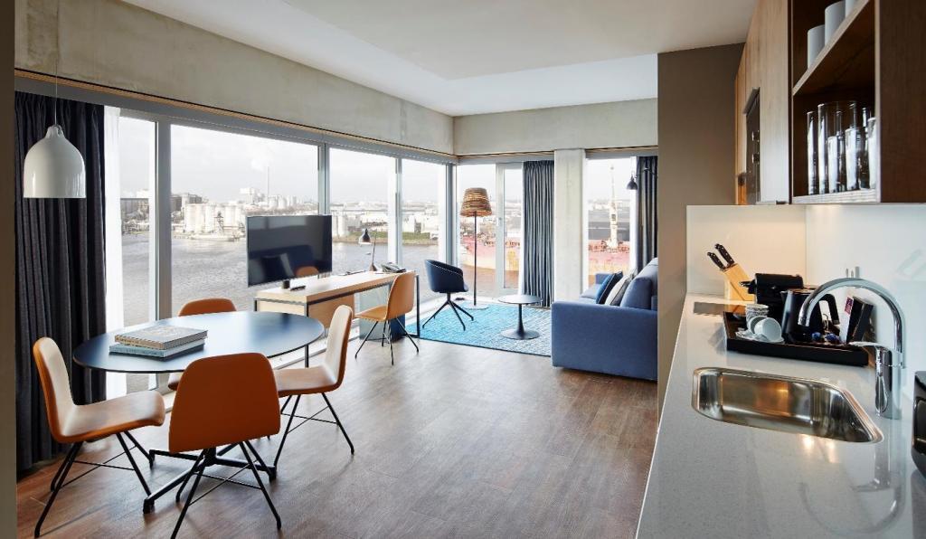 Residence Inn Amsterdam Houthavens, Amsterdam 1013 AP