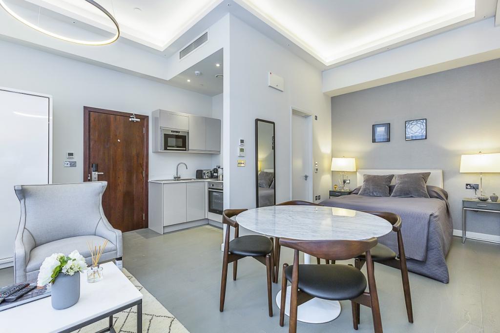 B Shan Apartments, London W1 5DB