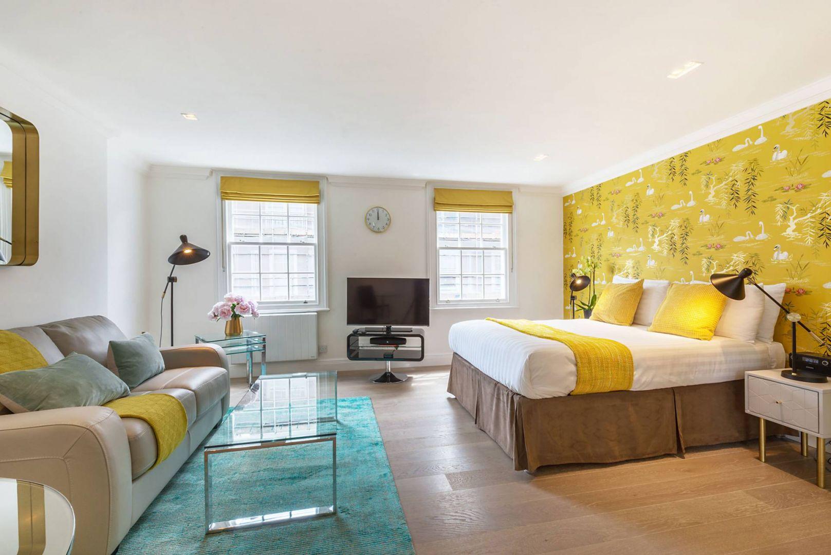 The Apartments - Marylebone (Central), Wyndham Street, Marylebone W1H 1DD