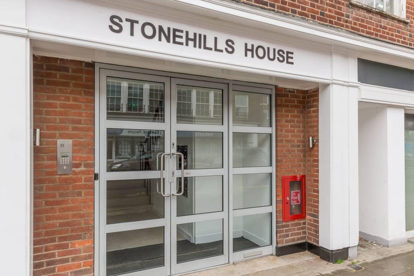 Stonehills House, Welwyn Garden City AL8 6NA