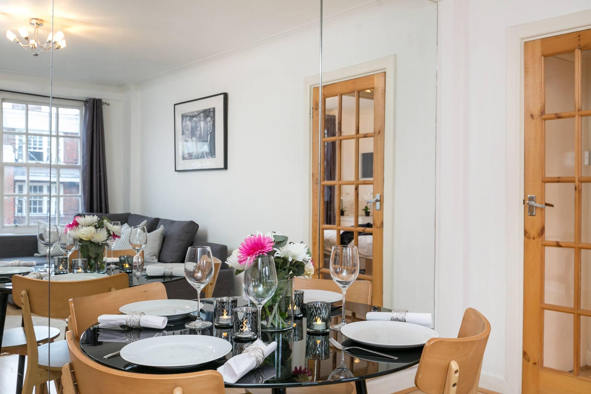 Park West Place , Hyde park, London W2 2QX - The Apartment ...